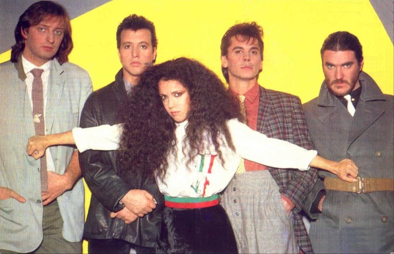 Anni 80: gruppi musicali italiani