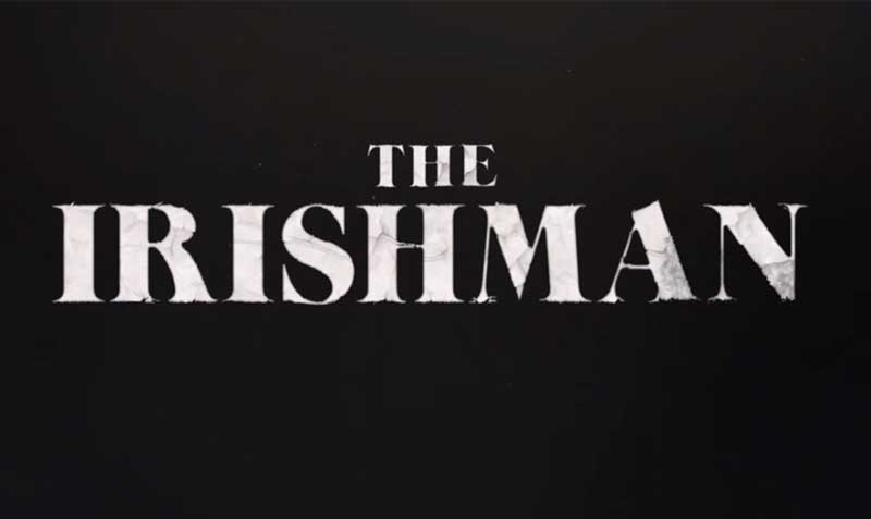The Irishman film netfix