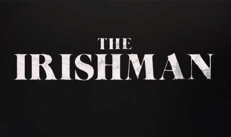 The Irishman film netfix